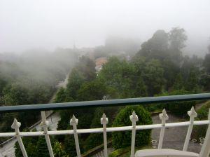 Viana do Castelo - fog