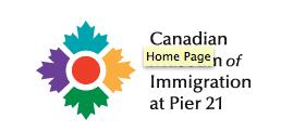 Pier 21 logo